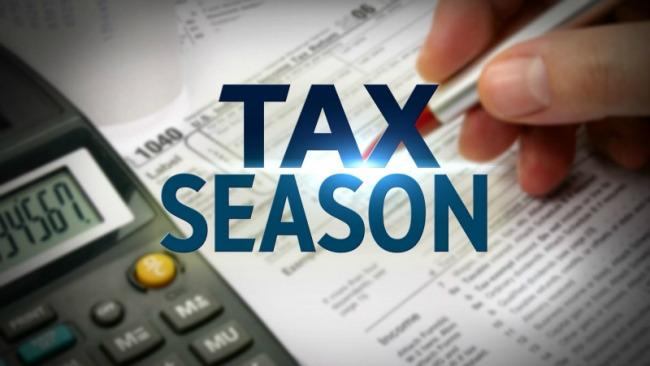 first tax season